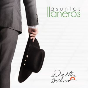 caratula asuntos llaneros walter silva conboy creativo diseño por conboy creativo www.conboycreativo.com